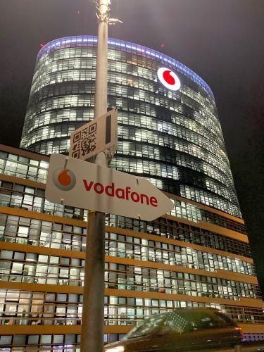 Vodafone Sky Lounge